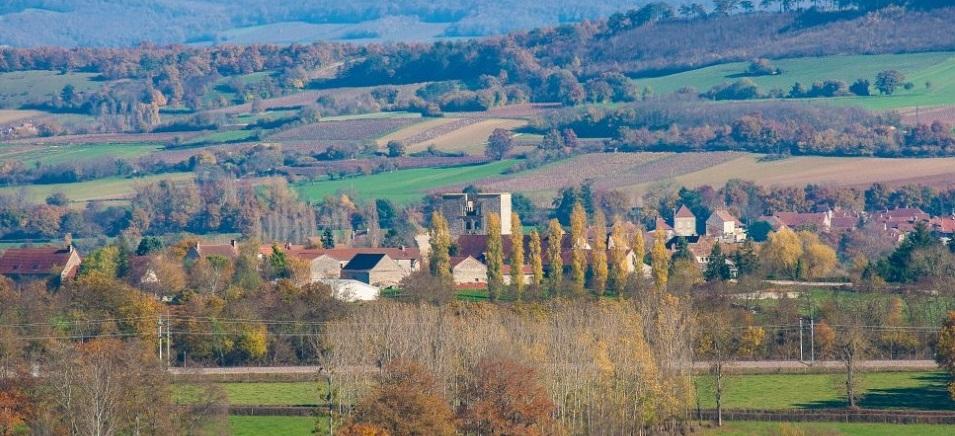 SAINT-HIPPOLYTE  (Saône et Loire 71 Bonnay)