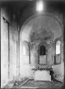 ruines eglise base mistral- memoires 9 - Tillet