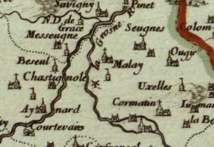 Beseul et Aynard -Sanson d'Abbeville
