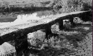 Besseuil passerelle en 1978 archives dépatermentales (malay) 2