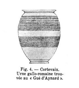 aynard urne gallo romaine