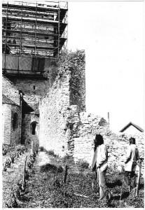années 70 clocher